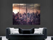 New York City USA enorme gigante cartel impresión De Arte!!!