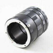 Makro Zwischenringe Adapter Ring für Sony E NEX kamera A7 A7R A6000 A5100 6 5T 7