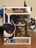 Funko Pop! Marvel Avengers Infinity War Proxima Midnight Figurine #292 Mint