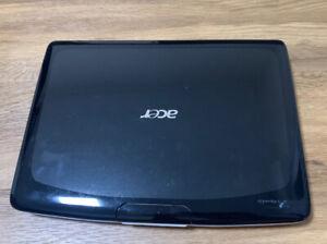 Acer Aspire 5920G Core 2 Duo 4gb ram HDD Geforce 8600m 100% funzionante