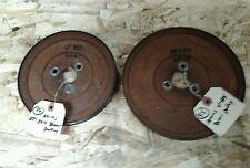 """Ariens ST504 8"""" Drive + 7"""" Blower Sheave Pulley Set 07307400 07310300"""