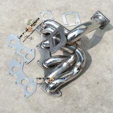 Turbo Manifold for 89-93 Toyota Supra 1JZ VVTI JZX100 1JZ-GTE Stainless Steel