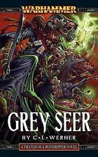 Grey Seer by C. L. Werner -NEW-(Paperback, 2009)