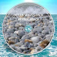 Pebble Beach Ocean Waves CD - Natural Sounds Sleep Aid Relaxation Calming