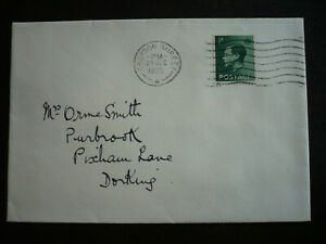 Postal History - Great Britain - Scott# 230