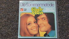 Cindy & Bert - Die Sommermelodie 7'' Single EUROVISION 1974