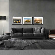 2016 MERCEDES BENZ AMG GT/GTS 3 POSTER PACKAGE LARGE HD POSTER 18x24in