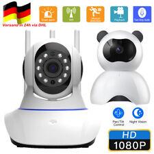 Babyphone Video Monitor HD 1080P Nachtsicht IP Wifi Kamera Überwachungskamera