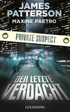 Der letzte Verdacht. Private Suspect von James Patterson und Maxine Paetro (2014