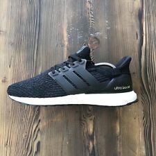 New in Box Adidas UltraBoost Core Black Men's US 11 UK 10.5 Running Shoes BA8842
