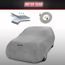 Motor Trend All Weather Waterproof Car Cover for Jeep SUV