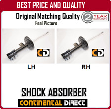 FRONT  LEFT AND RIGHT  SHOCK ABSORBER  FOR FORD KA GS3251FR OEM QUALITY