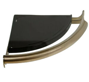 Delta Bathroom Corner Shelf Assist Bar 8-3/4 in.41516-CZ Champagne Bronze
