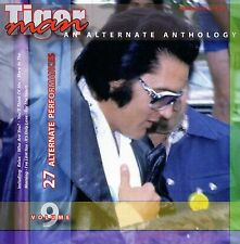RARE CD IMPORT ELVIS PRESLEY-TIGER MAN ALTERNATE ANTHOLOGY VOL.9-27 TITRES RARES
