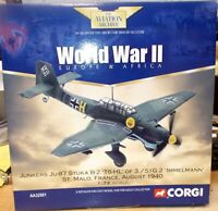Corgi Aviation AA32501 1/72 Junkers Ju-87 Stuka B.2 T6-HL of 3./STG 2 'Immelmann