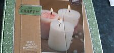 Start Candle Making Kit Hobbycraft New