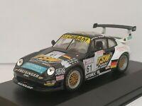 1/43 PORSCHE GT2 DU MANS 1999 KAUFMANN PALMBERGER METAL ESCALA SCALE CAR DIECAST