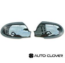 Autoclover Chrome Side Rear  Mirror Molding Trim Cover for Hyundai 07-10 Elantra