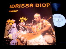 IDRISSA DIOP/MISAAL/AFRICAN GROOVE/FRENCH PRESS