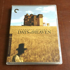 DAYS OF HEAVEN (Blu-Ray) Criterion Collection Terrence Malick Richard Gere - OOP