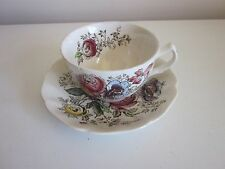 Johnson Brothers Sheraton Cup and Saucer