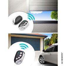 2 x Télécommande Universelle Az Remote 433.92Mhz Portail Garage Alarme Neuf