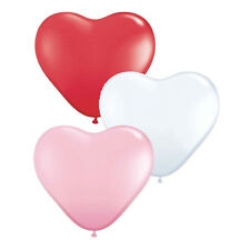 Party Supplies Wedding Love Sweetheart Assortment 15 cm Latex Balloons Pack 10