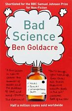 Bad Science by Ben Goldacre, NEW Book, (Paperback) FREE & Fast Delivery
