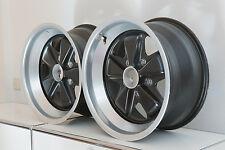 8x16 Fuchsfelgen für Porsche 911 Turbo SC oder Carrera Alufelgen Fuchs NOS