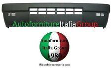 PARAURTI ANTERIORE ANT NERO FIAT PANDA 86>03 1986>2003