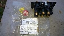 MERITOR WABCO TRACTOR AND TRAILER DASH PARK BRAKE VALVE MANIFOLD