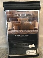 "Brand New Waterford Fine Linens Alisanne European Sham. 26"" x 26"""