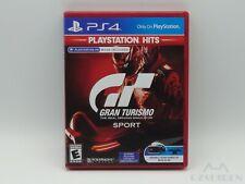 Gran Turismo Sport (PlayStation 4 / PS4)