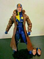 Marvel Legends Multiple-Man X-Men X-Factor 100% Complete Apocalypse Wave Hasbro~