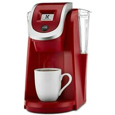 NEW Keurig K200 Plus 2.0 - Touch Screen Brewer - Imperial Red [Factory Sealed]