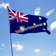 Australie Aussie Australian Grand énorme drapeau national 150 x 90 cm 5 x 3 pi
