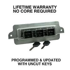 Engine Computer Programmed with Keys 2004 Ford Explorer 4U7A-12A650-JRC SFR2