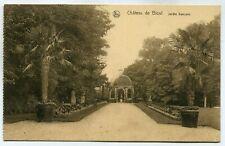 CPA - Carte Postale - Belgique - Château de Bioul - Jardin Français - 1927