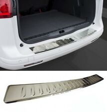 Für Dacia Duster 1 10-17 Ladekantenschutz V2A Edelstahl mit Abkantung Chrom