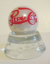 PEPSI COLA 1905 LOGO ON COLLECTOR MARBLE