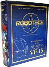 Robotech Macross Saga Masterpiece Collection VF-1S Rick Hunter Set