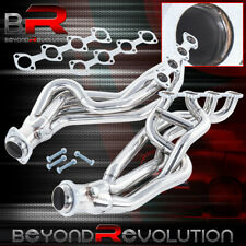 Stainless Long Tube Racing Manifold Headerexhaust For 96 04 Ford Mustang Gt