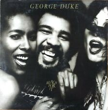 """George Duke """"Reach for It"""" 1977 Epic JE 24833 FREE SHIPPING"""