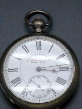 The Midland Lever J.G. Graves Sheffield Taschenuhr alte englische Taschenuhr