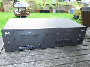 NAD 6130 HiFi Stereo Cassette Deck, Dolby NR, Cassette Recorder, Made in Japan