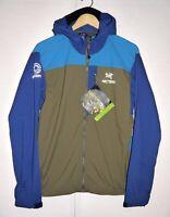 2012 Concepts x Arc'teryx Squamish Hoody SEAL Lightweight Jacket sz SMALL
