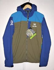 2012 Concepts x Arc'teryx Squamish Hoody SEAL Lightweight Jacket sz SMALL