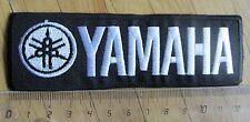 Aufnäher / Aufbügler/ Patch: YAMAHA - Logo & Schriftzug - C - Rar!
