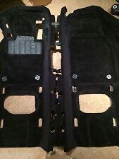 Porsche Boxster 987 OEM Black Cabin Cockpit Carpet