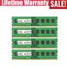 Kingston 4GB 8GB 2RX8 DDR3 1333MHz PC3-10600U DIMM RAM Intel Desktop Memory LOT&